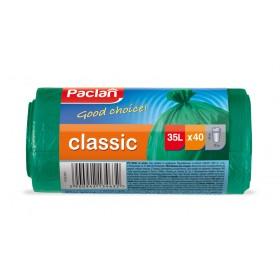 Paclan Classic szemeteszsák 35l