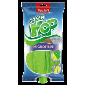 Paclan green mop felmosó fej Microfibre